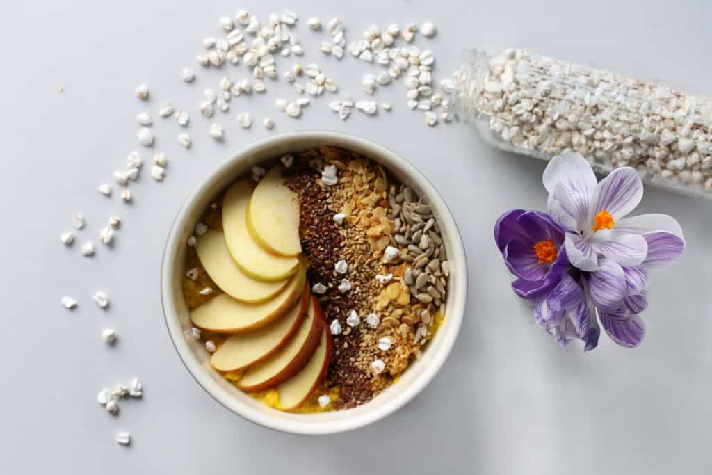 Millet Tumeric Porridge - Truefoodsblog