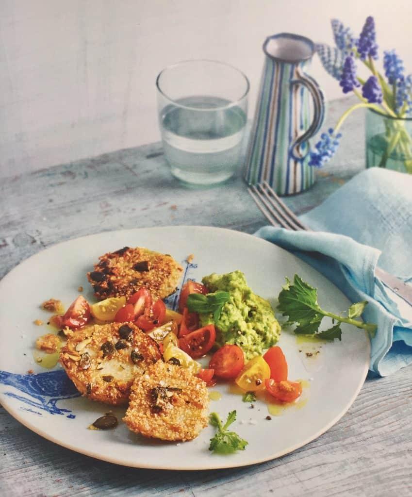 Turnip cabbage Schnitzels - Truefoodsblog