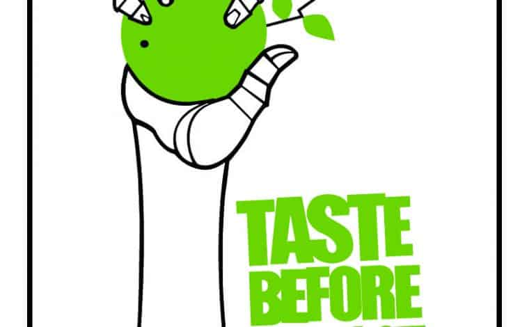 Taste Before You Waste - Truefoodsblog