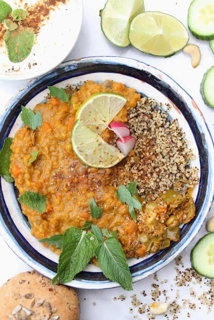 Indian Lentil Daal -Truefoodsblog