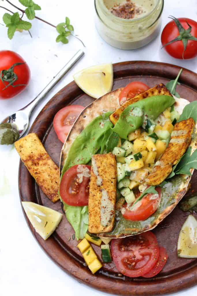 Vegan Tacos - Truefoodsblog