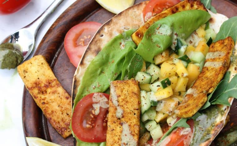 Vegan Tacos- Truefoodsblog