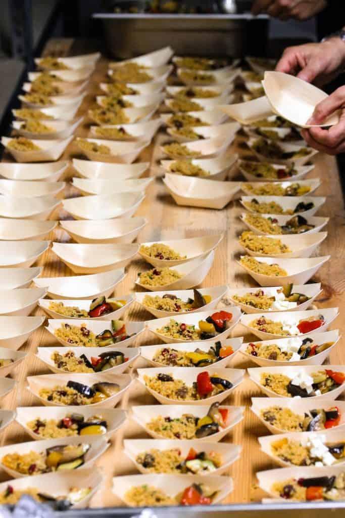 Truefoodscatering- Couscous Vorbereitungen - Truefoodsblog