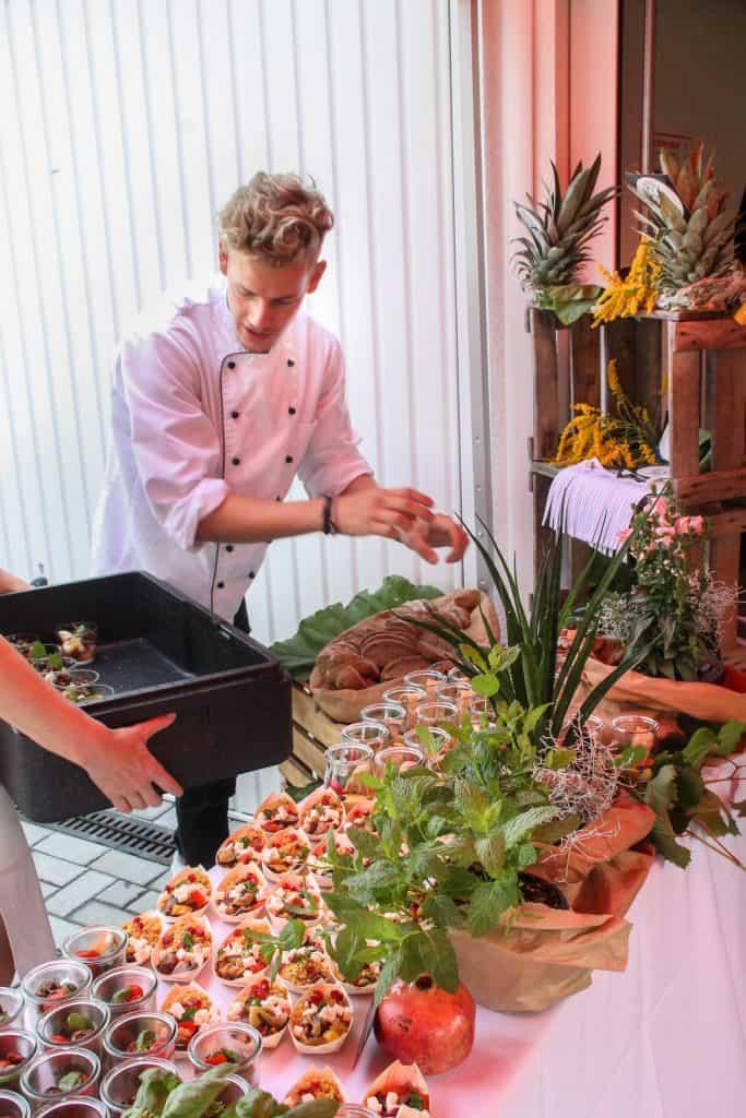 Truefoodscatering- Moritz tischt auf