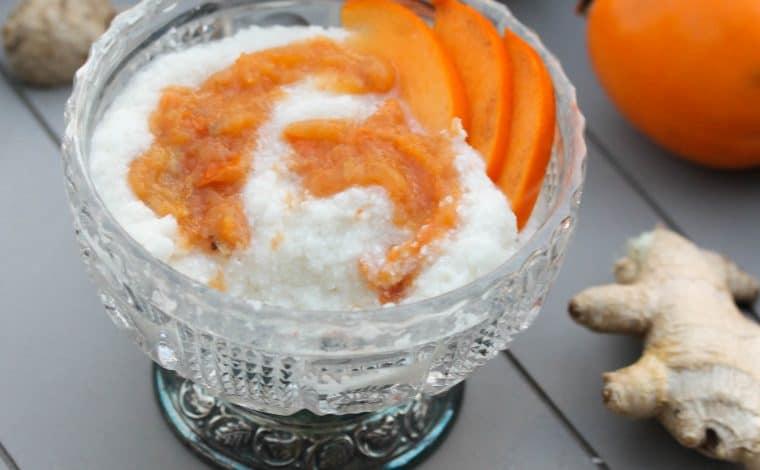 Aqua Faba Coconut Mousse -Truefoodsblog
