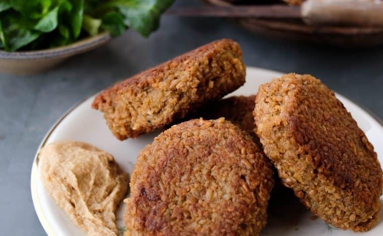 Green Spelt Fritters Truefoodsblog