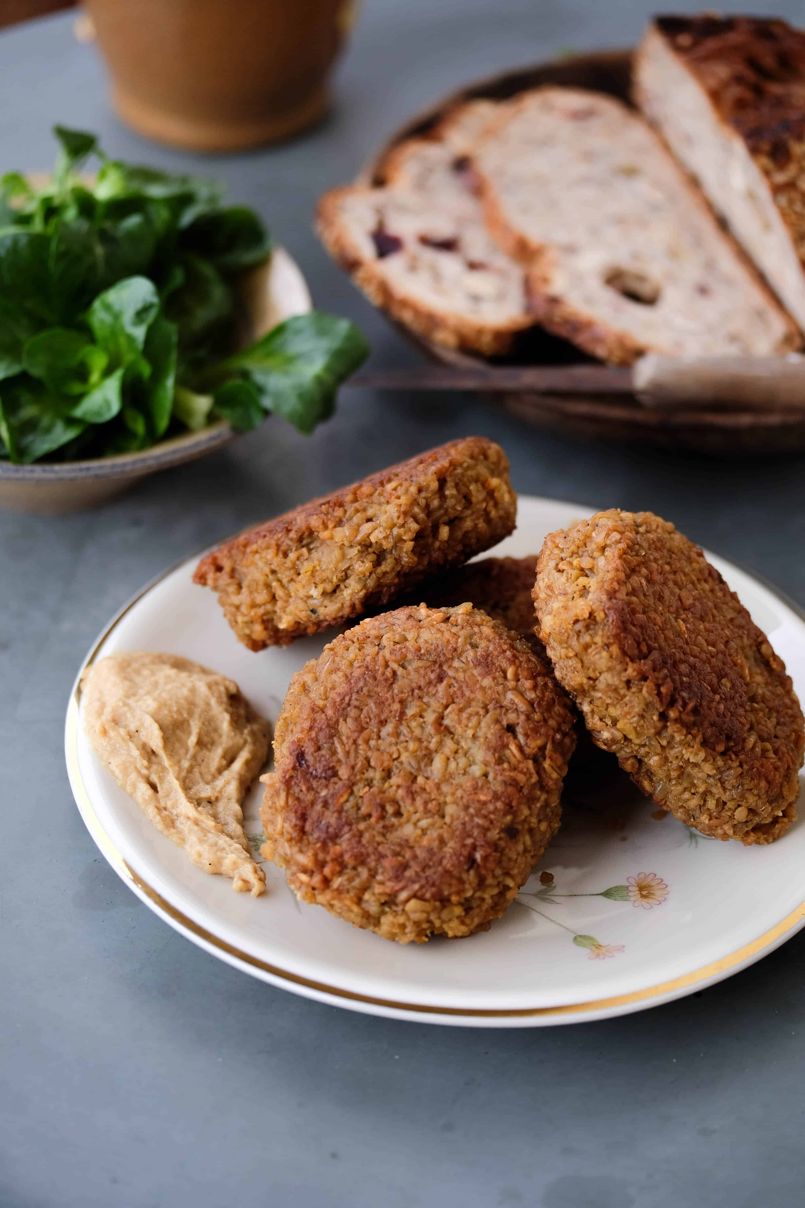 "Green Spelt Fritters – ""Granny's Special Fritters"""