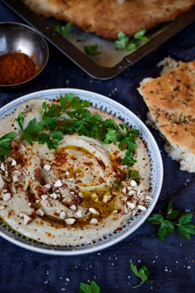 Baba Ganoush - Truefoodsblog