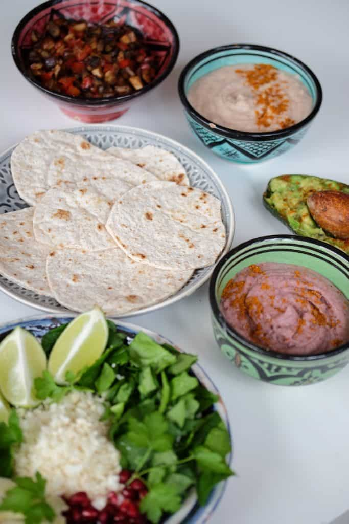 Mexican Tortillas two ways- truefoodsblog