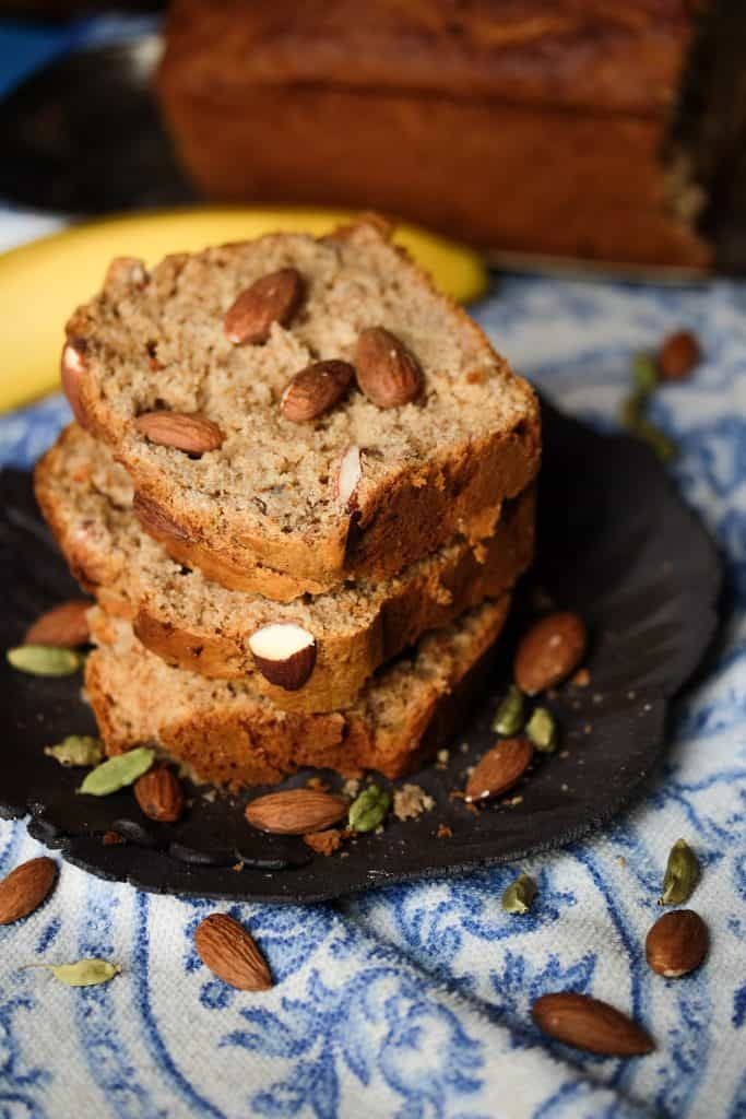Banana bread- Truefoodsblog