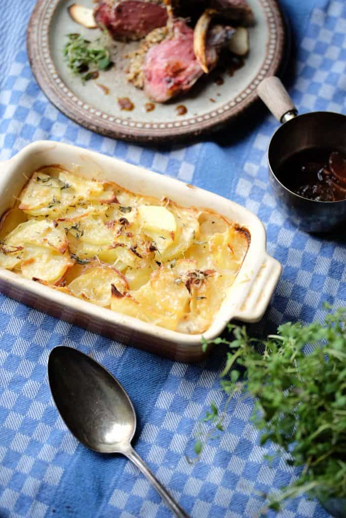 Classic French Gratin - Truefoodsblog