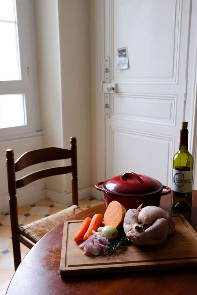 Coq au vin -4- Truefoodsblog
