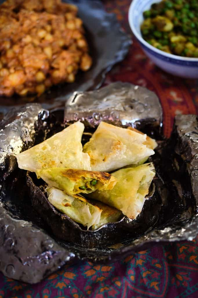 Indian Samosas - Truefoodsblog