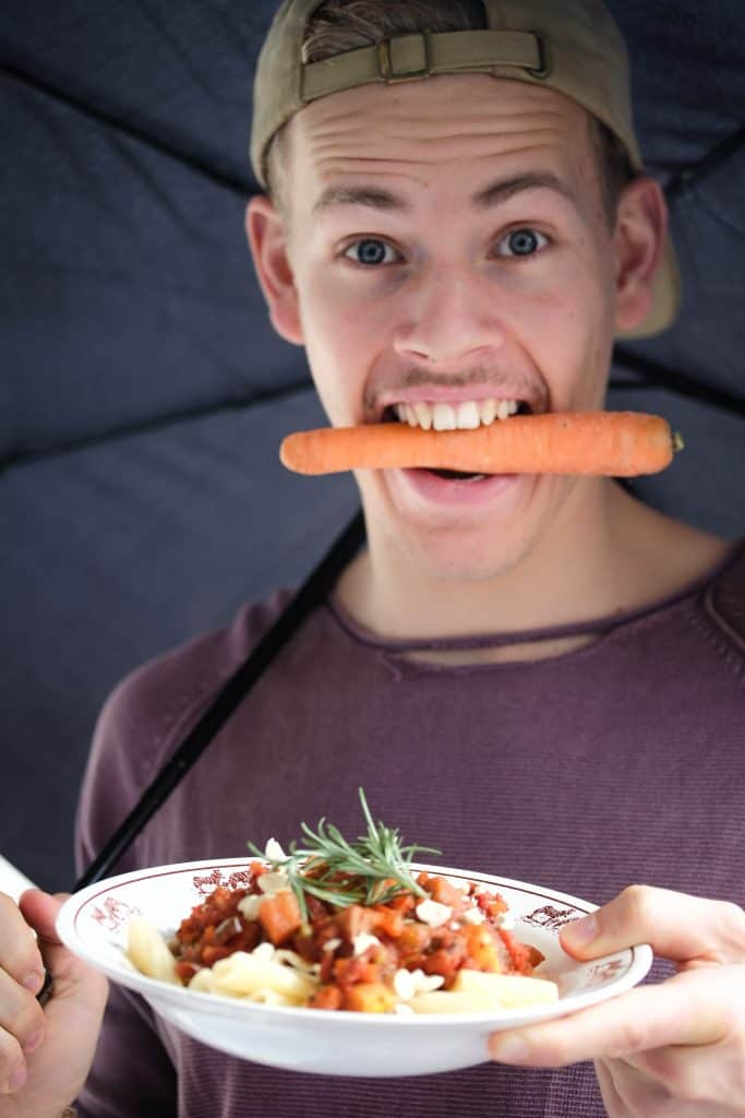 Moe's Pasta -2- Truefoodsblog