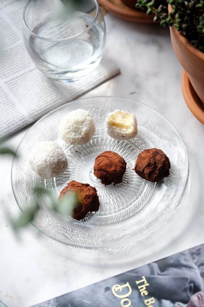Potato Truffles - Truefoodsblog