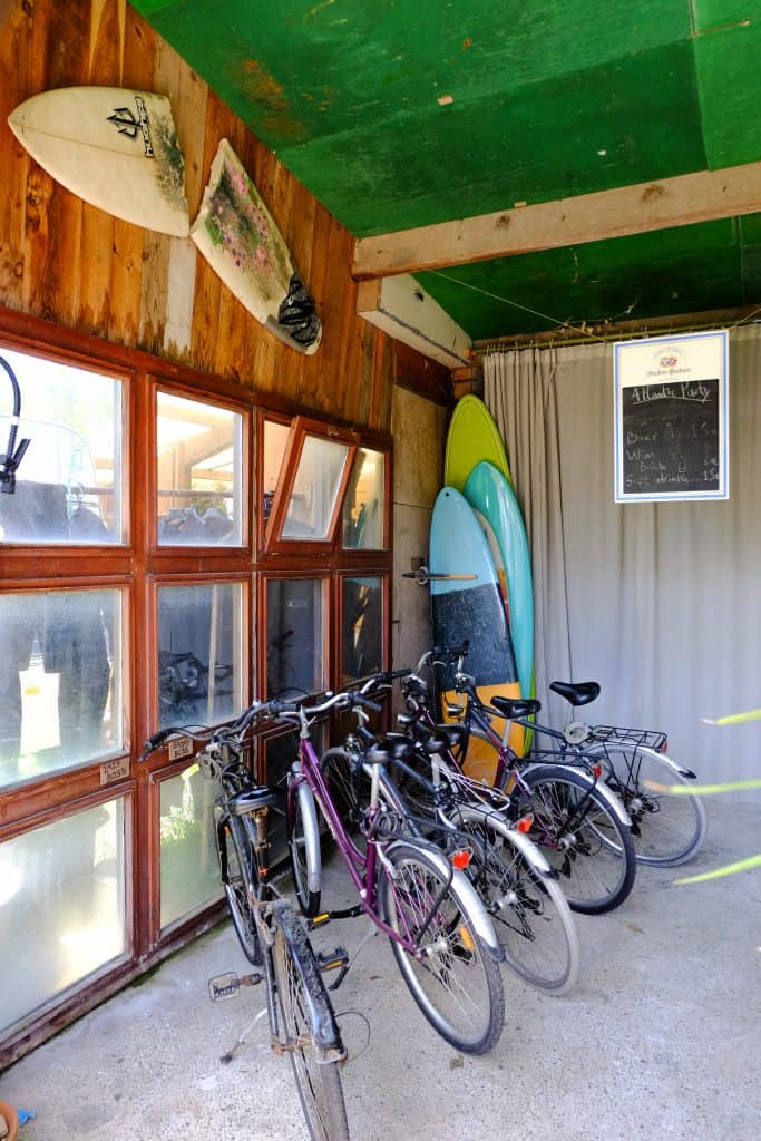 Atlatic Surf Lodge Garden Bikes- Truefoodsblog-2387