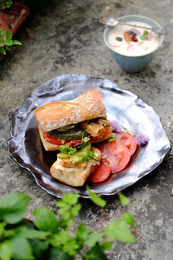 Vegan Sandwich - Truefoodsblog