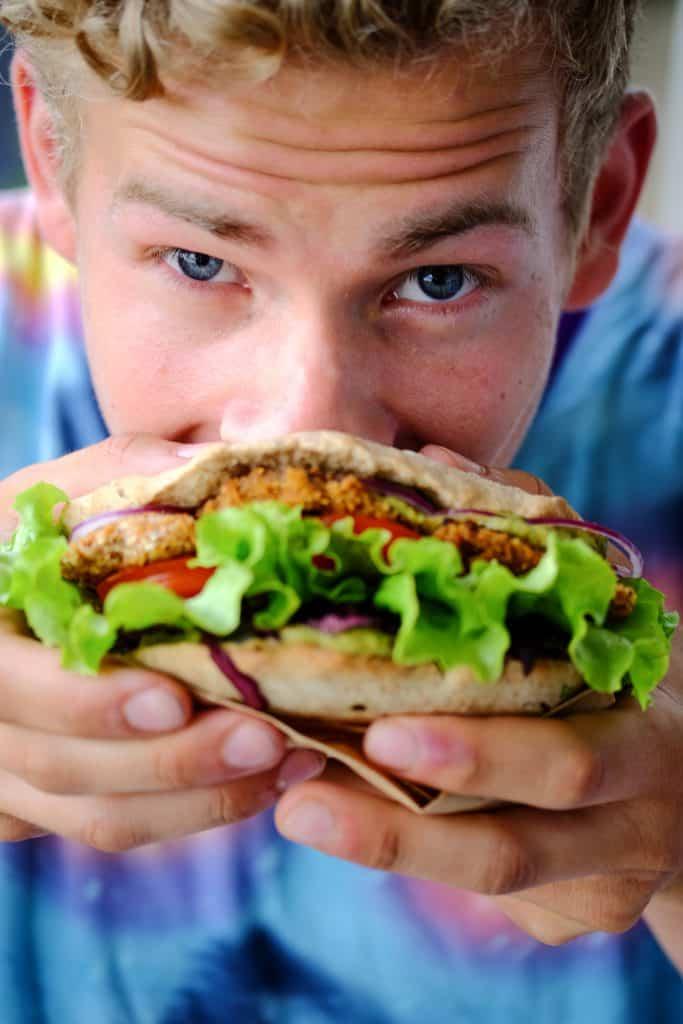 Vegan Po' Boy - Truefoodsblog-2698