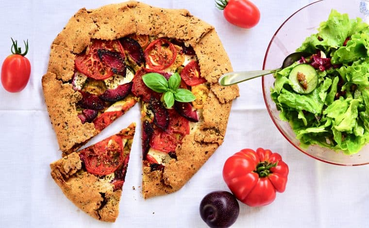 Tomato Summergalette by Truefoodsblog