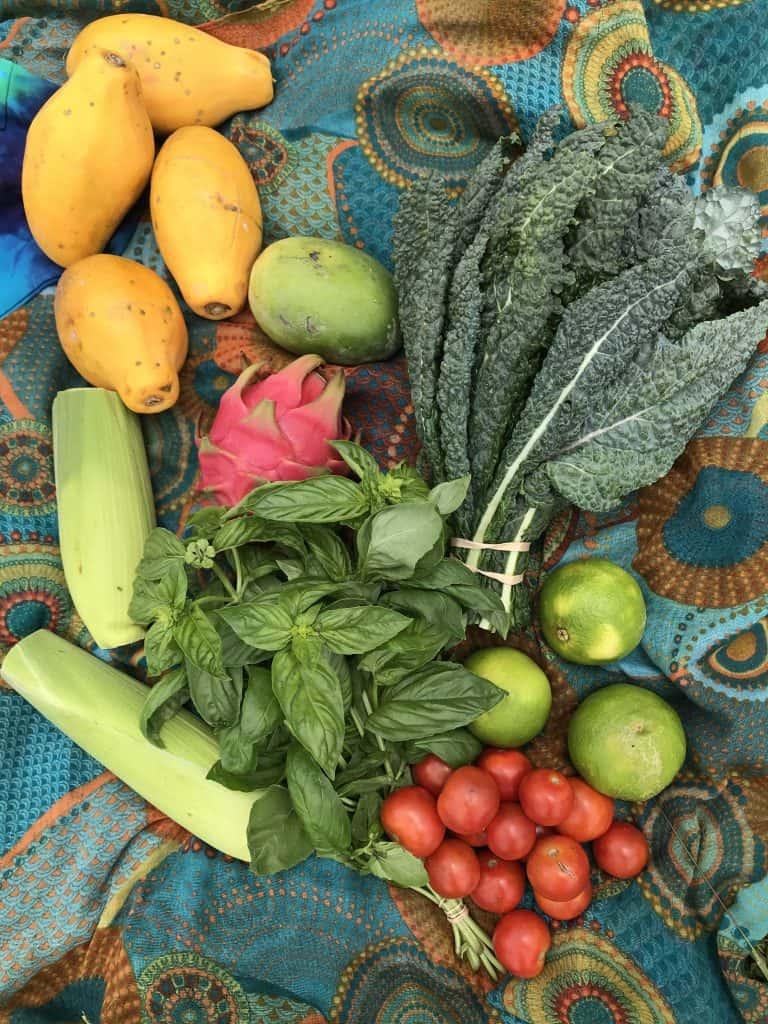 Farmers Market Kauai by Truefoodsblog