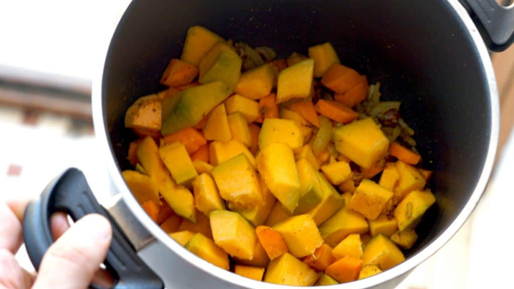Healing Pumpkin-Curcuma-Ginger Soup - A Real Flu Killer by Truefoodsblog