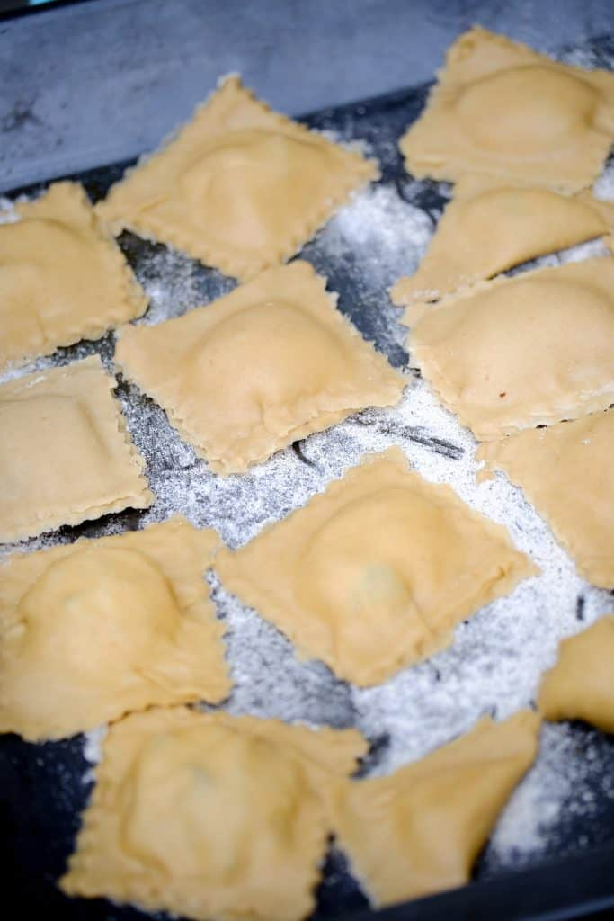 Vegan Homemade Ravioli by Truefoodsblog