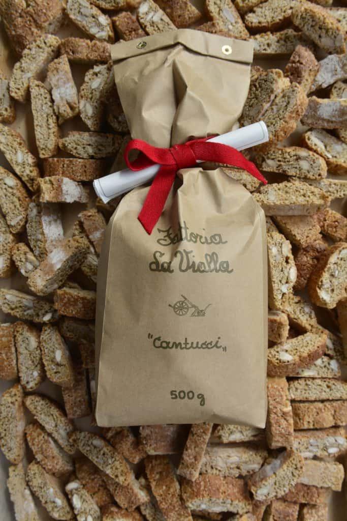 Cantucci la Fattoria la Vialla by Truefoodsblog