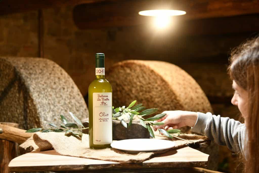 Olive Oil la Fattoria la Vialla by Truefoodsblog