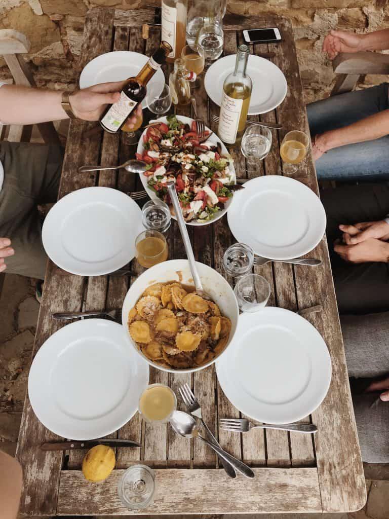 La Fattoria la Vialla by Truefoodsblog