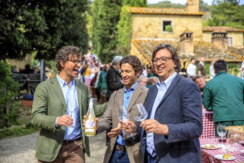 Italy, Tuscany, Fattoria La Vialla near Castiglion Fibocchi by Truefoodsblog