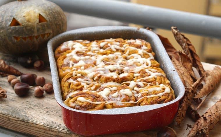 Vegan Pumpkin-Cinnamon-Chestnut Rolls by Truefoodsblog 11