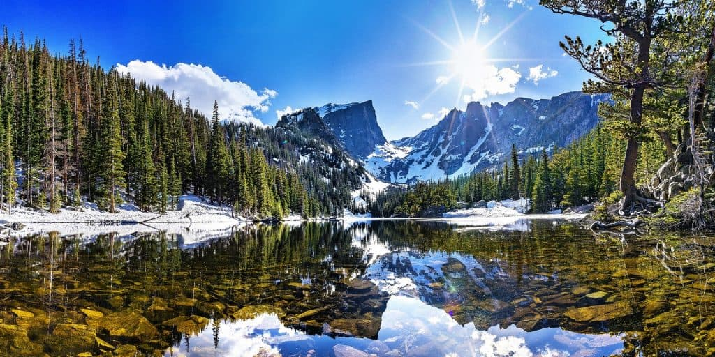 Rocky mountains pixabay