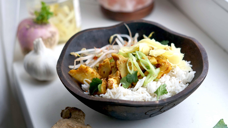Homemade Pickled Ginger Gari Recipe Easy Fast Healthy