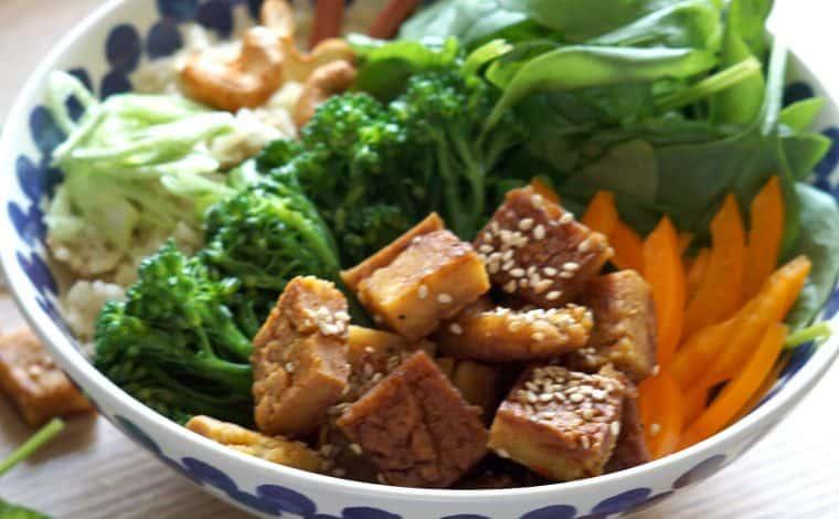 Vegan Chickpea-Tofu -Alternative to soy 11