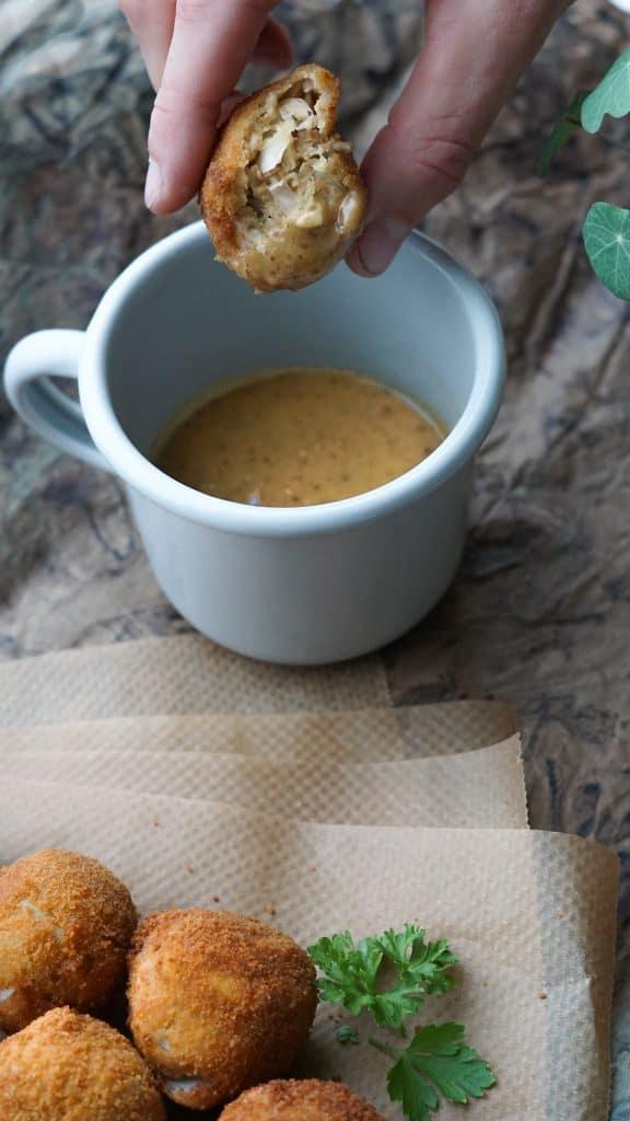 Sauerkrautballs by Truefoodsblog